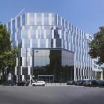 le nouveau bâtiment de bureau de claris