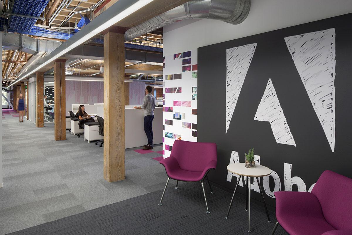 D couvrez les bureaux des entreprises innovantes le for Idee service innovant
