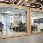 Salles de réunion ouvertes bureaux Airbnb