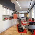 cafétéria des bureaux de beats