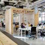 Les bureaux de Airbnb en Irlande