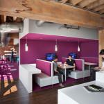 espace de bureaux partagés chez adobe